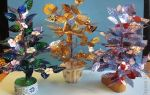 Цветы из пайеток и бисера: мастер класс, инструкция, что можно сделать