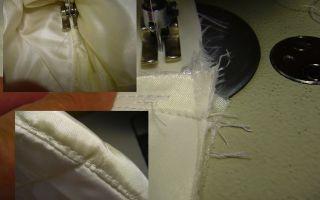 Как ушить платье по бокам в домашних условиях на размер меньше своими руками