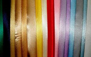 Сатин: хлопок или синтетика, фото, что это за ткань, как выглядит вблизи