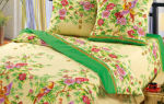Поплин для постельного белья: что это за ткань, сравнение с сатином и бязью