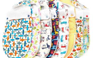 Детский конверт: выкройка, как сшить на выписку для новорожденного своими руками