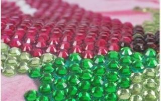 Все об алмазной вышивке: техника камнем, наборы, как правильно делать