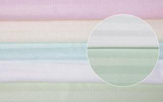 Что лучше: бязь или сатин, чем отличается ткань для постельного, какая разница
