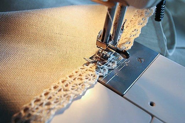 Секреты рукоделия: как правильно и красиво пришивать кружево