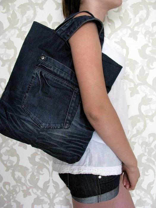 Выкройка сумки из джинсов: разные модели, как сшить своими руками, мастер-класс