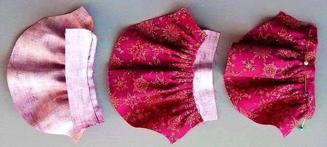 Как сшить платье для куклы своими руками: выкройка для начинающих