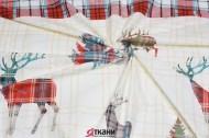 Тканая скатерть: журавинка, ткань с пропиткой, для ресторанов, для пошива