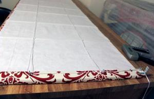 Как самим сшить римскую штору своими руками: пошаговая инструкция