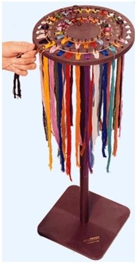 Органайзер для ниток мулине и для швейных принадлежностей своими руками