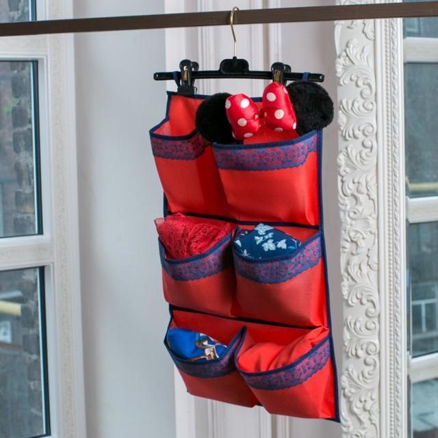 Органайзер для носков своими руками из ткани: как сшить самостоятельно