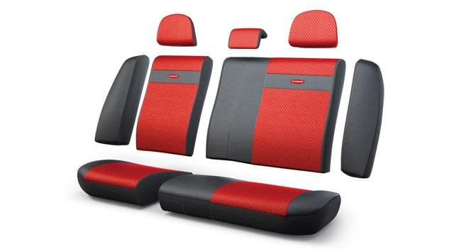 Тканевые авточехлы на автомобильные сидения: велюр, как закрепить