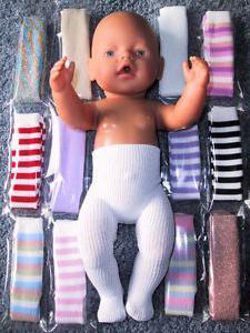Как сшить одежду для Беби Бона своими руками: подробные выкройки