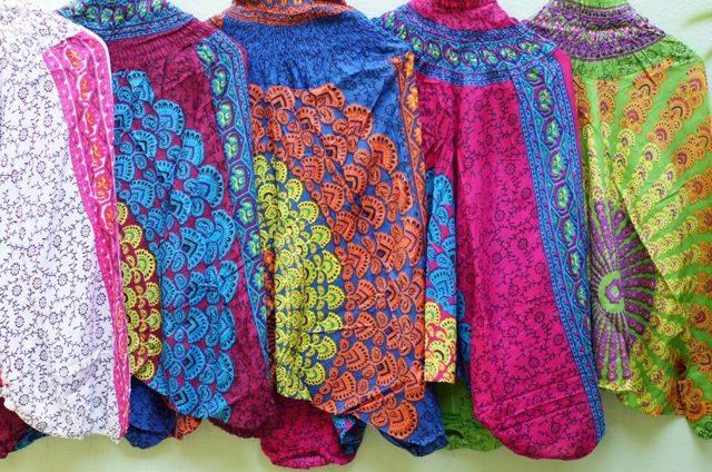 Штаны алладины: выкройка афгани, зуавы, мужские и женские, как сшить