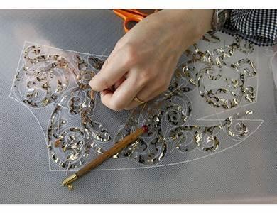 Люневильская вышивка крючком для начинающих, мастер класс и схемы