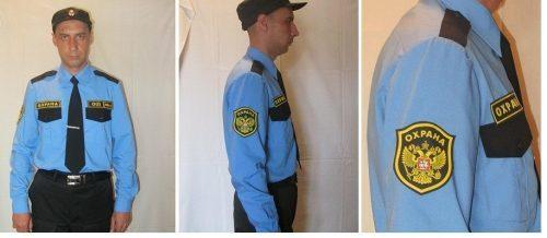 Как правильно пришить шевроны на форму охранника и где их нужно разместить