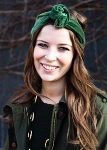 Повязка на голову своими руками из ткани: как сделать для девочки и женщины