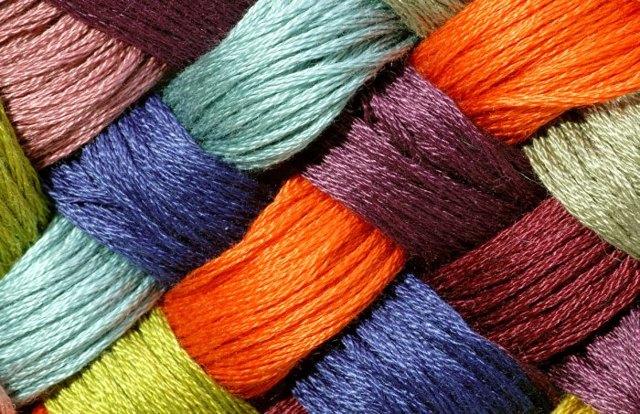 Виды ниток: какие бывают и как они используются, применение для вышивания