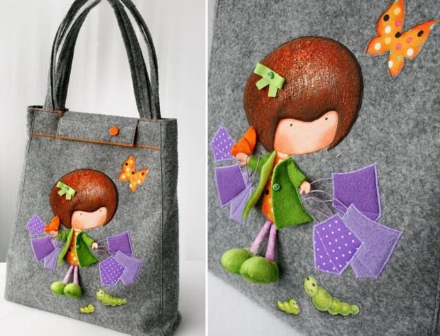 Пляжная сумка своими руками: выкройки, как сшить из ткани разные модели