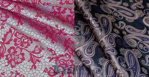 Жаккардовая ткань: что это такое, состав, что шьют из такого материала