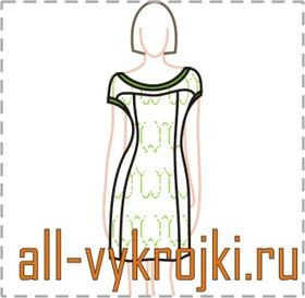 Выкройки для льна: как сшить платье своими руками, мастер класс на разные модели