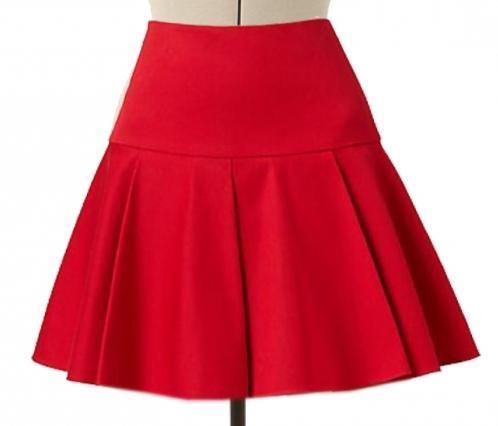 Как сшить плиссированную юбку на резинке своими руками и подшить ее