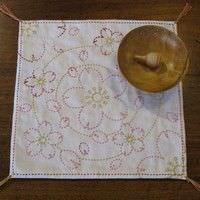 Японская вышивка сашико: схемы для начинающих, техника на машинке