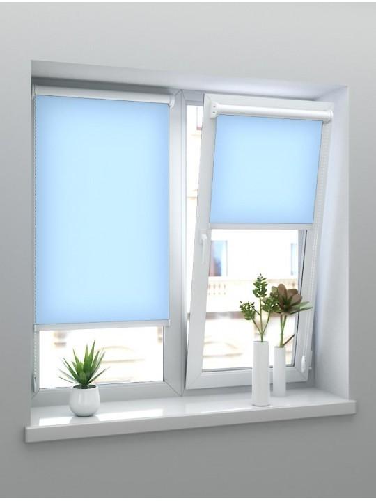 Тканевые ролеты на окна (рулонные шторы): используем блэкаут на рольставни