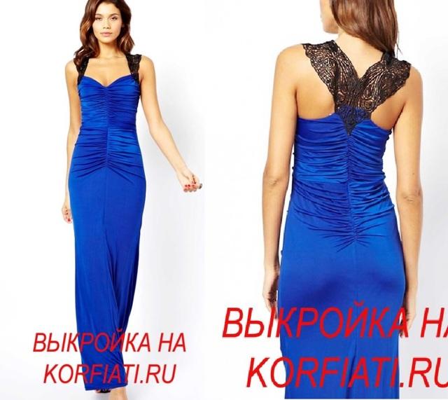 Как сшить вечернее платье своими руками: выкройки, мастер класс, разные модели
