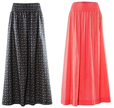 Как сшить длинную юбку в пол: выкройка своими руками, фасоны на лето