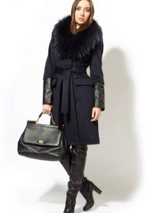 Ткань для пальто: название, из чего шьют, состав шерстяного материала и виды