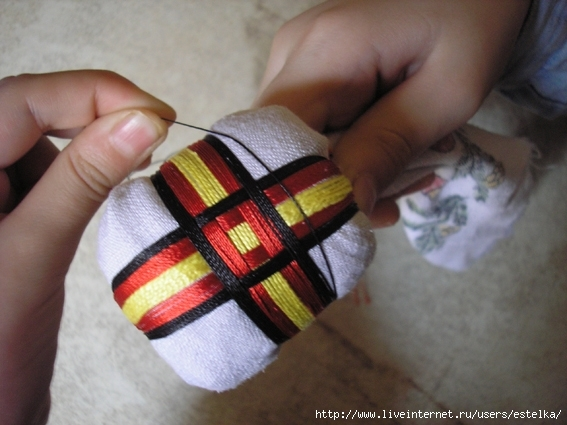 Куклы обереги своими руками из ткани: как сделать поэтапно с мастер классом