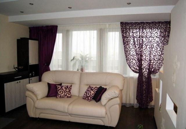 Тюль в зал: красивая без штор, как выбрать в комнату, современный дизайн