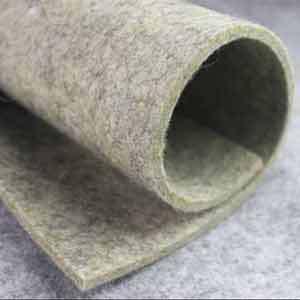 Войлок технический, листовой, строительный: описание особенностей всех видов