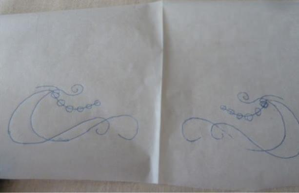 Вышивка по вязаному полотну на изделии: схемы для детей и для начинающих