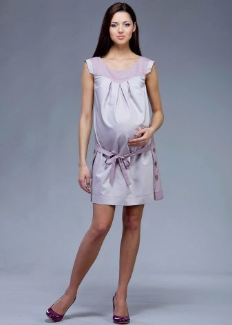 Выкройка платья для беременных своими руками и сшить легко и просто