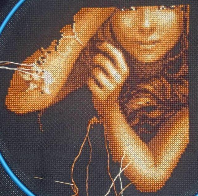 Ткань канва для вышивания: как выглядит материал, а также что это такое