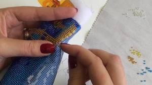 Вышивка для бисера: как правильно вышивать, схемы для начинающего, пошагово
