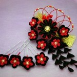 Цветы из шелка своими руками для начинающих: пошагово, японская техника