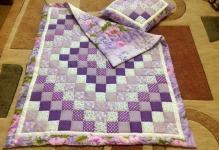 Как сшить детское одеяло своими руками для новорожденного: пошаговая инструкция