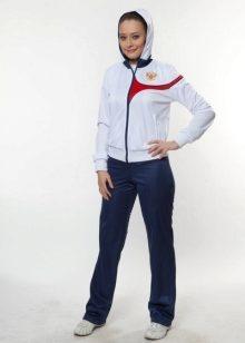 Ткани для спортивной одежды и костюмов: из чего шьют, сетка, для лосин