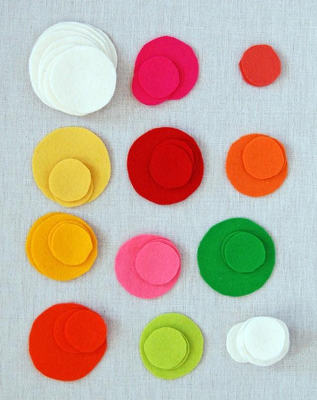 Выкройки из фетра своими руками: игрушки для начинающих, схемы поделок