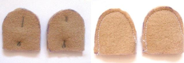 Выкройки игрушек из ткани своими руками: простые животные для начинающих