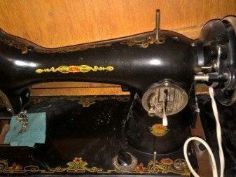 Подольские швейные машины: ручные с ножным приводом, инструкция, сколько весит