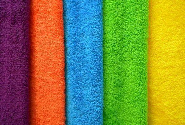 Махровая ткань: где используется полотно, применение для полотенец