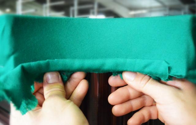 Сукно для бильярдного стола: какая ткань используется для них и почему