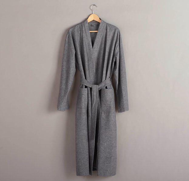 Простая выкройка халата с запахом: как сшить своими руками быстро
