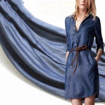 lyocell: что за ткань, натуральная или искусственная, состав материала