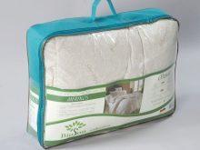 Шерстяное одеяло: из овечьей шерсти, мериноса или яка, как сшить своими руками