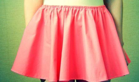 Как сшить подъюбник для платья из фатина: для юбки, прямой на резинке