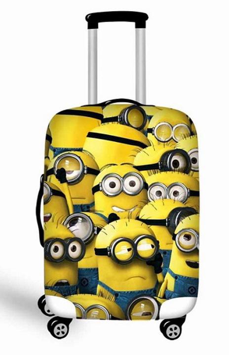 Чехол на чемодан своими руками: выкройки с размерами, как сшить, инструкция